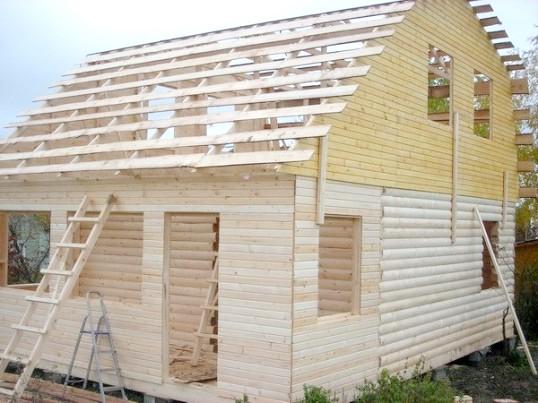 Як побудувати будинок з дошки