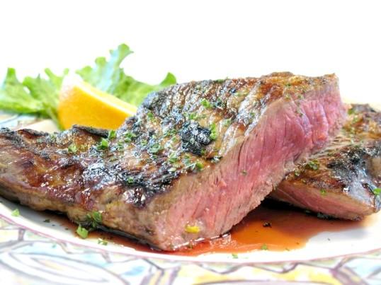 Як приготувати яловичий стейк