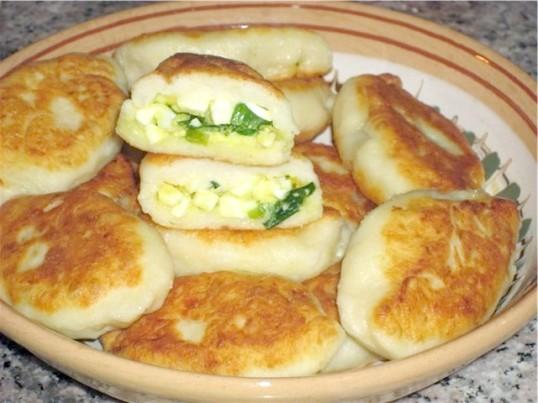 Як приготувати картопляні пиріжки