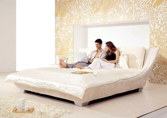 Як зібрати двоспальне ліжко