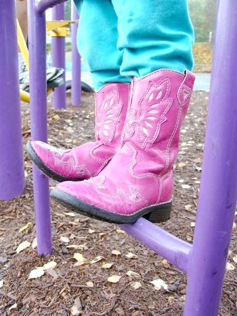 Як вибрати осінні чоботи дитині