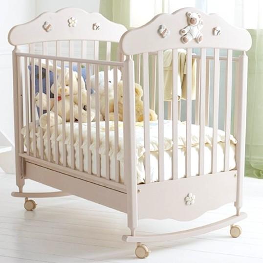 Як застелити дитяче ліжечко