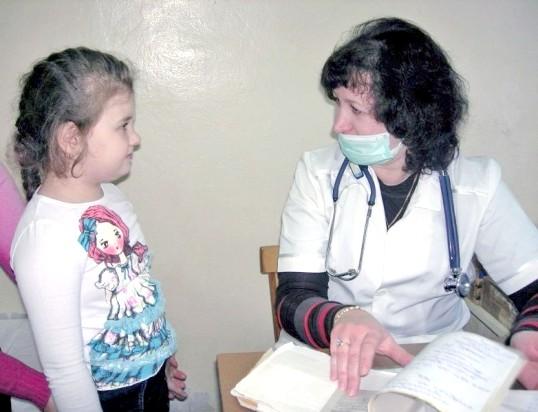 Як лікувати грибок нігтя у дітей