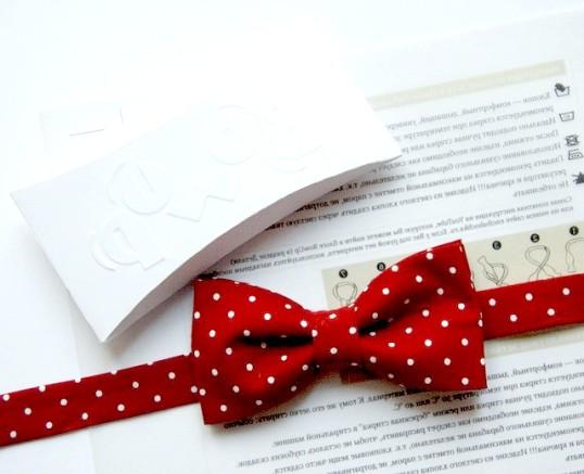 Як носити краватку-метелика