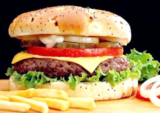 Як приготувати котлети для гамбургера