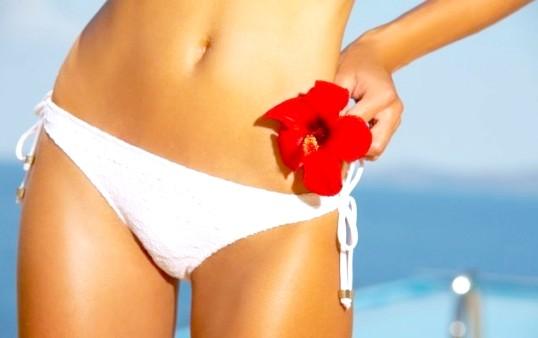 Як голити інтимні місця