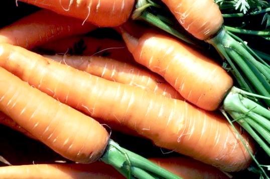 Як чистити моркву