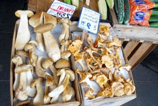 Як готувати сушені білі гриби