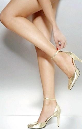 Як виправити ноги, якщо вони про-подібної форми