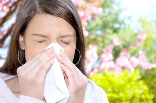 Як позбутися від алергії на пил