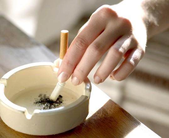 Як позбутися від нікотину в легенях