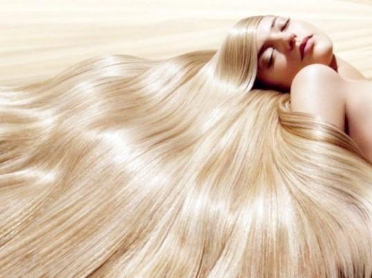 Як лікувати знебарвлені волосся