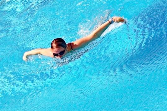 Як почати ходити в басейн