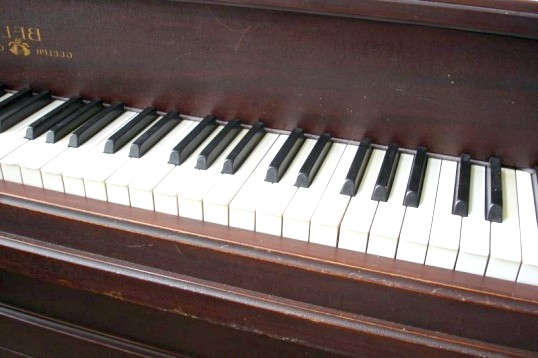 Як налаштувати гітару по піаніно