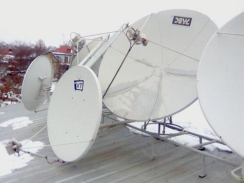 Як налаштувати супутник
