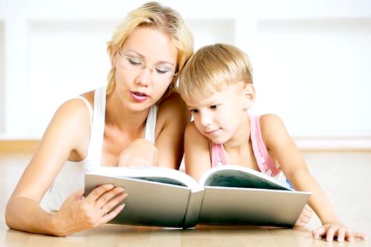 Як навчити дитину читати в 1 класі