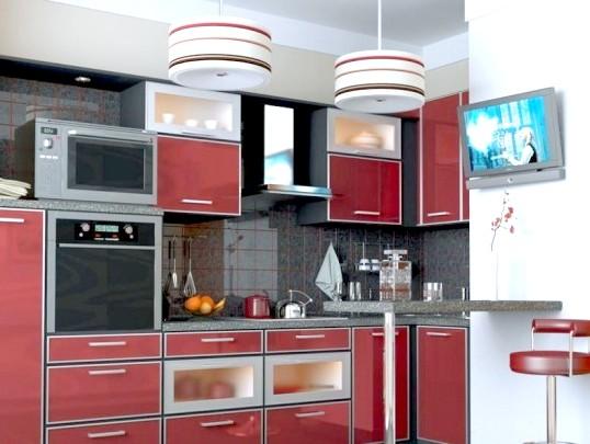Як обіграти на кухні вентиляційний короб