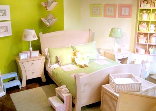 Як оформити кімнату на день народження дитини