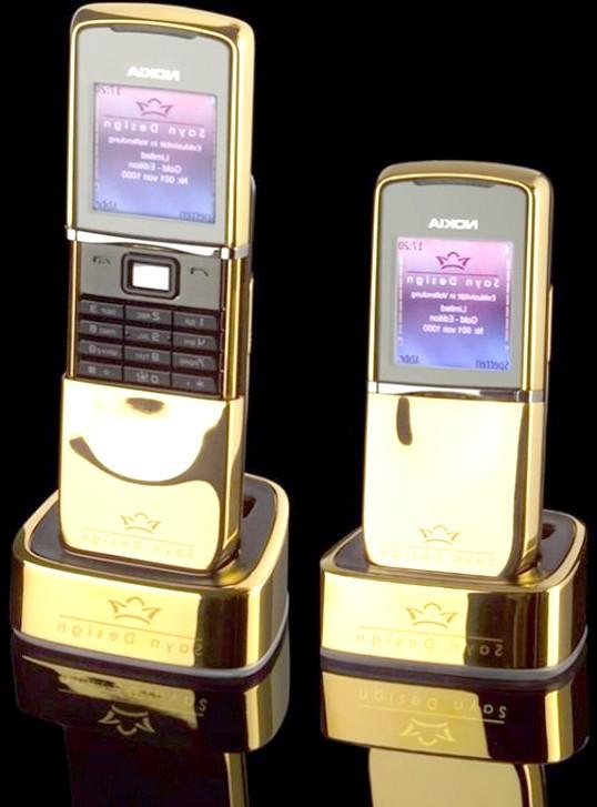Як відрізнити копію Nokia 8800