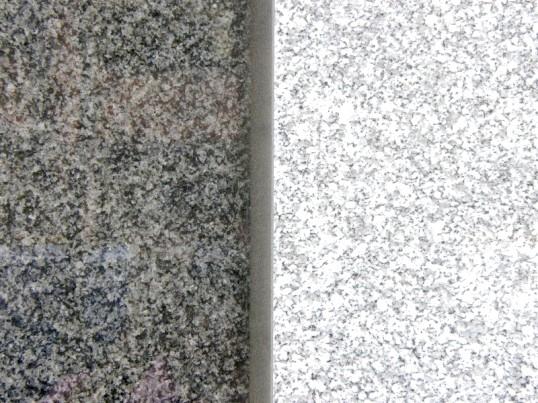 Як відполірувати граніт