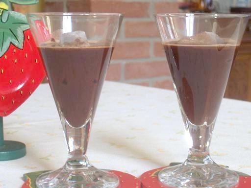 Як пити шоколадний лікер