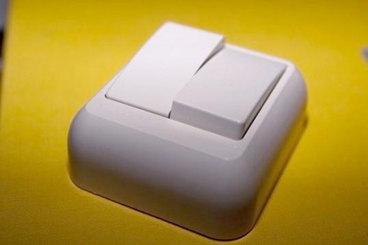Як підключити Двухкнопочний вимикач
