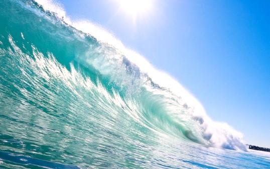 Як отримати колір морської хвилі