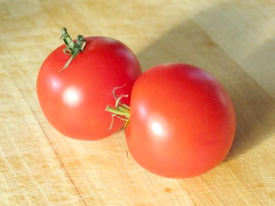 Як посмажити помідори