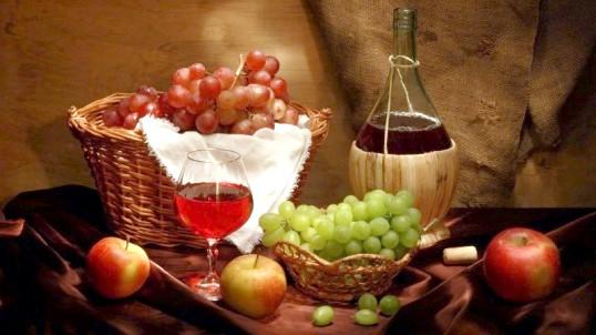 Як приготувати домашнє напівсолодке вино