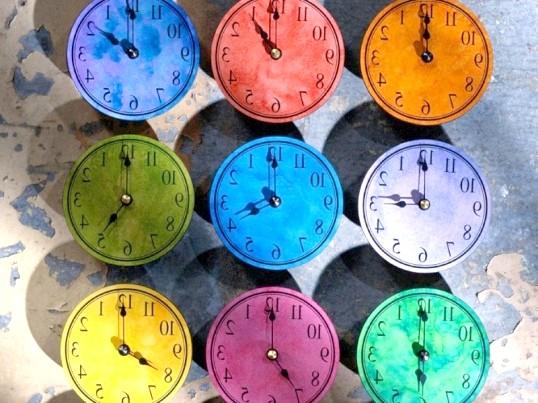 Як розрахувати різницю в часі