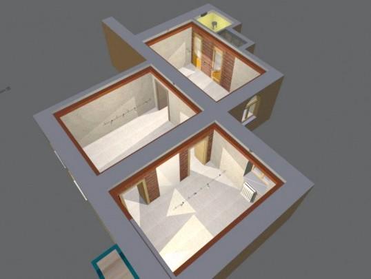 Як розділити нежитлове приміщення