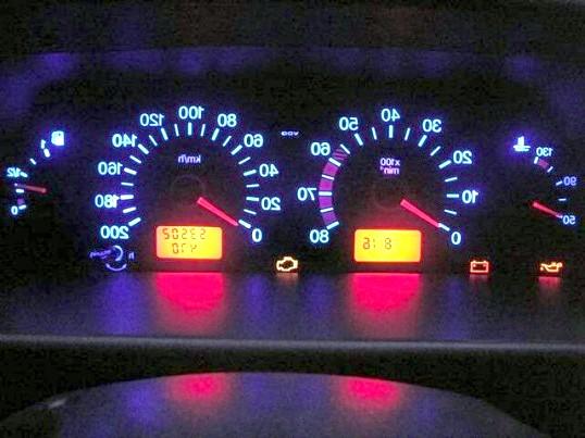 Як змотати електронний спідометр на ВАЗі