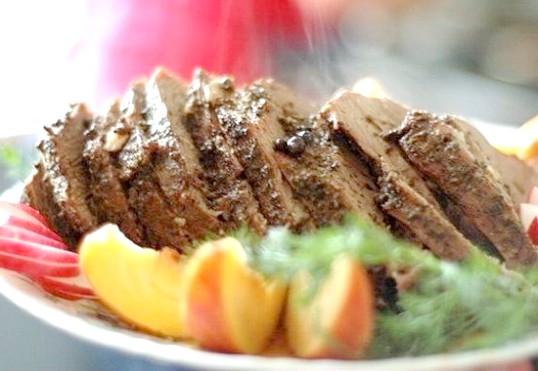 Як зварити смачно яловичину