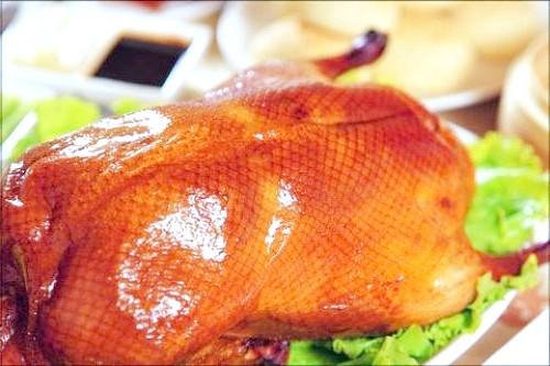 Як прикрасити страви з качки