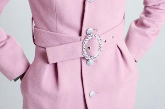 Як вшити пальто