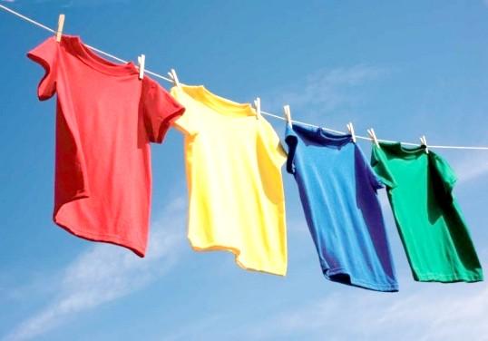 Як повернути тканинам колір