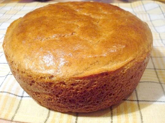 Як випікати житній хліб в хлібопічці