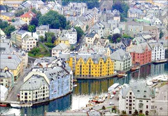 Як вивчити норвезьку мову