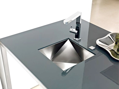 Як закріпити мийку на стільниці