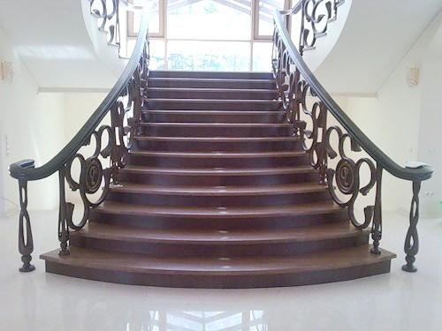 Як залити сходи
