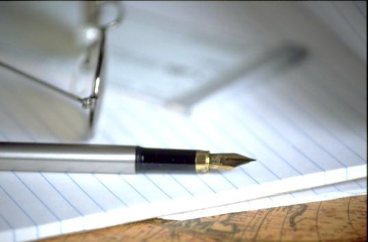 Як написати твір на вільну тему