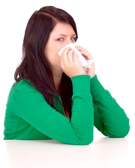 Як визначити алергічний кашель