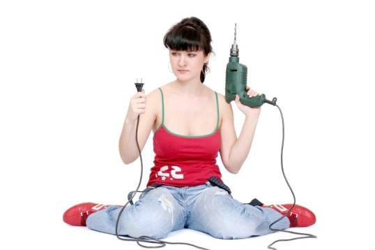 Як відремонтувати електродриль