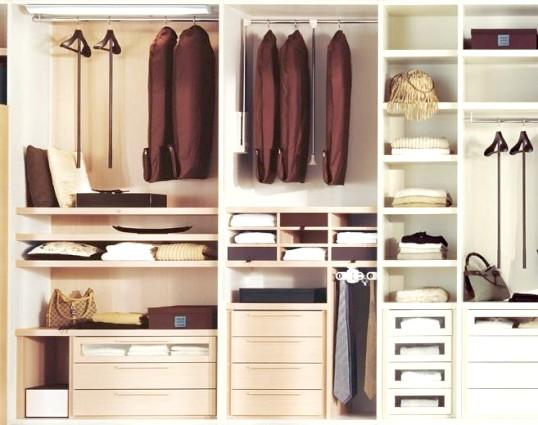 Як зробити гардеробна шафа