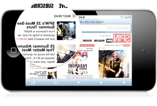 Як завантажити додатки на Ipod Touch