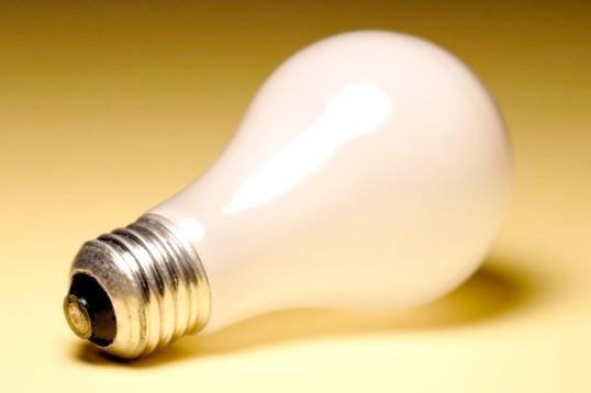 Як замінити лампочку на стелі