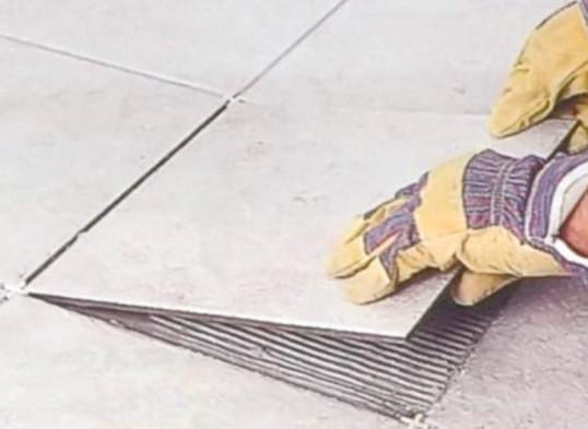 Як замінити одну плитку на підлозі